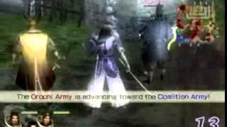 Видео обзор игры — Warriors Orochi