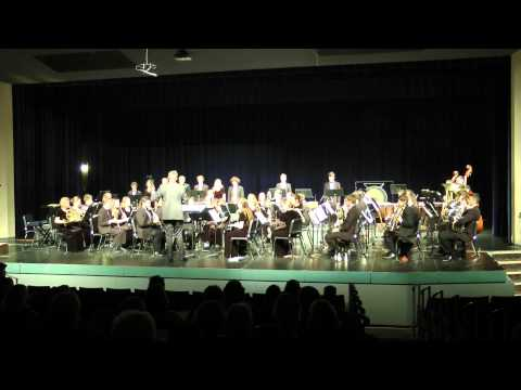 Lindbergh Symphonic Band, 2015 Teacher's Conference