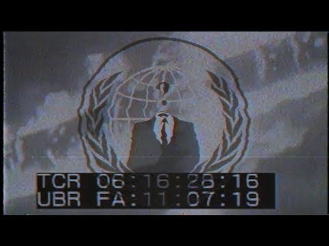 "Anonymous: ""We Are Angry"" #OpDomesticTerrorism"