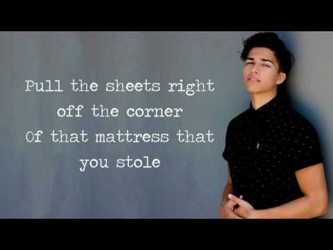 Closer by The Chainsmokers (Cover by Alex Aiono) LYRICS