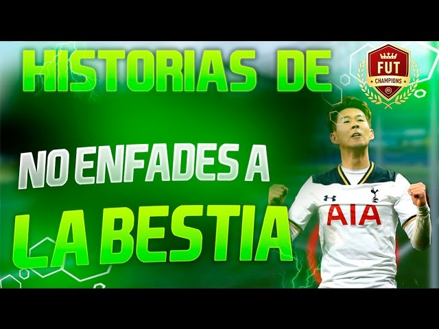 FIFA 17 | No enfades a la bestia | Historias de FUT Champions Ep.2