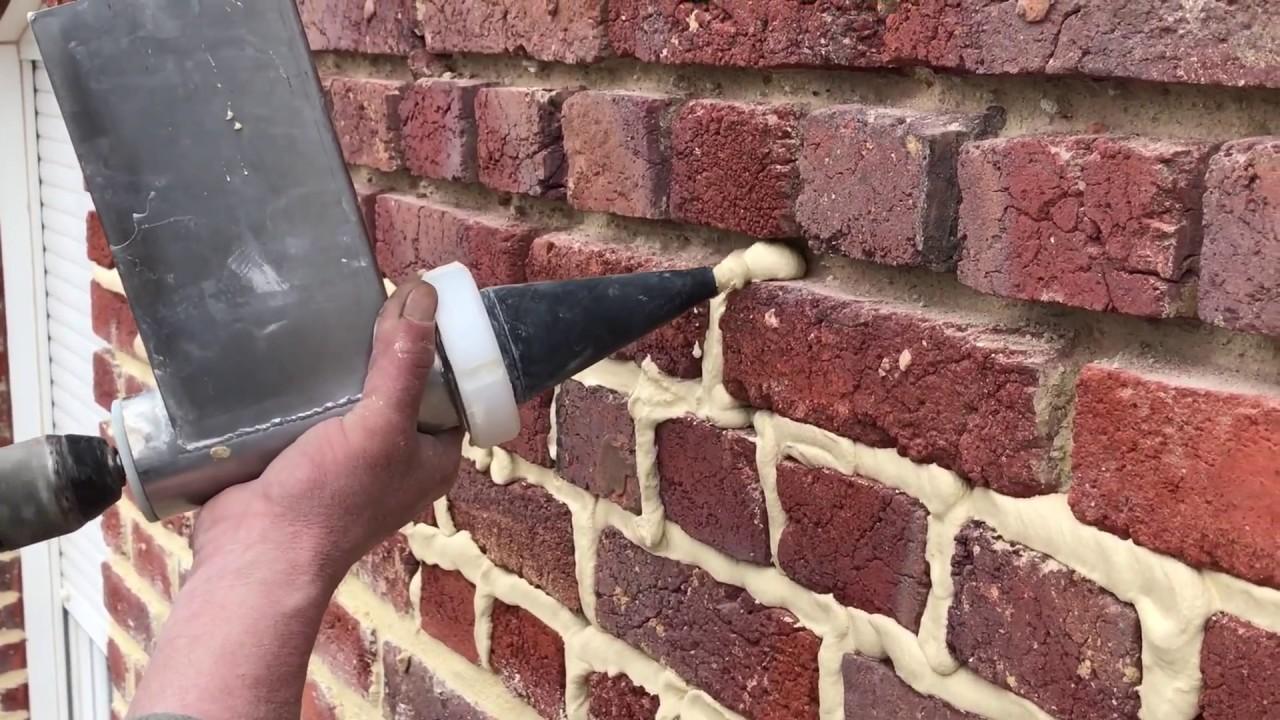Rénovation De Joints De Facade Avec Easyfast