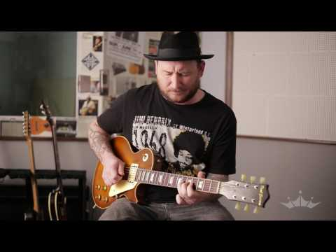 Josh Smith JS-1250 Signature Eminence Guitar Speaker Demo