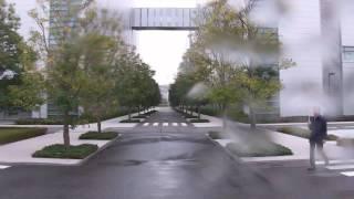 親水コーティングの映像比較動画(VB-H761LVE-H)【キヤノン公式】