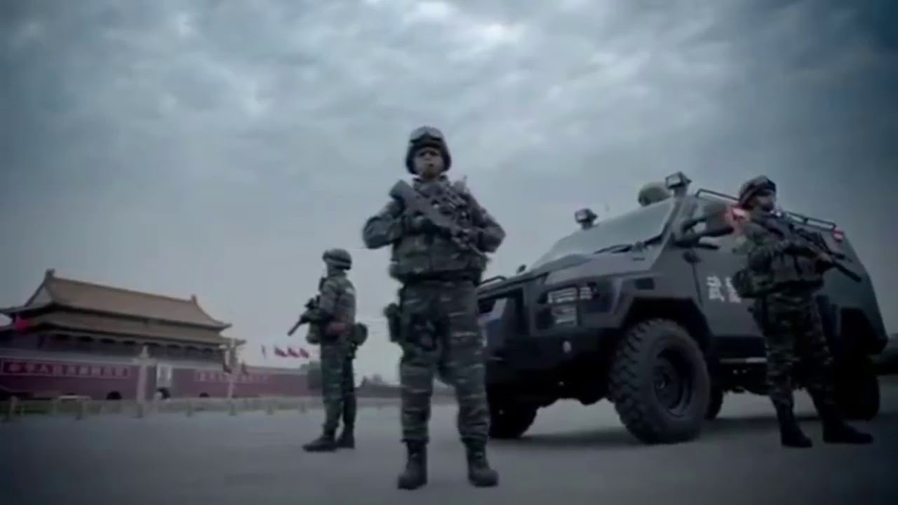 Special Forces member from the Chinese People's Liberation ...  China Armed Forces