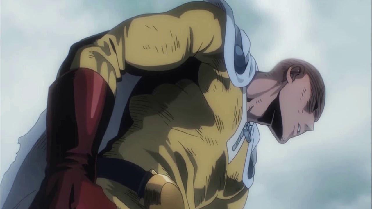 Saitama vs Boros Full Fight HD (One Punch Man) (English ...