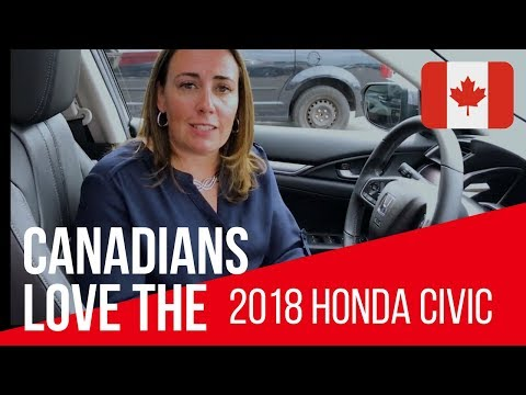 2018 Honda Civic Review | Best Features For Canadians