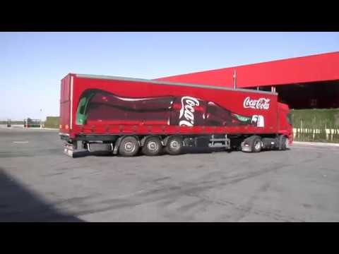VIDEO 5.10 Coca-Cola Automated warehouse from System Logistics