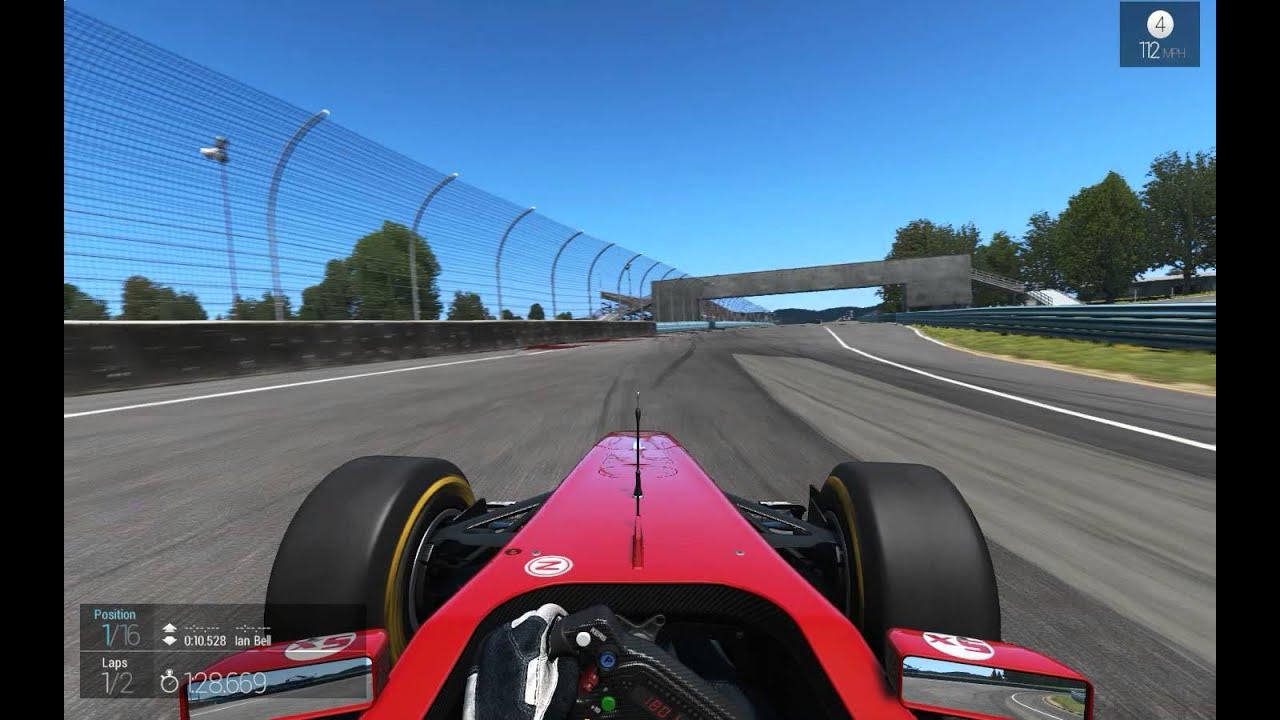 Circuito Watkins Glen : Dos vueltas a un circuito en project cars watkins glen