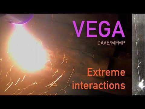 VEGA - Extreme interactions