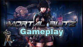 Gameplay - Mortal Blitz VR (live action)
