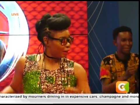 Yummy Love for Kenya....Yemi Alade Live on 254 #10Over10