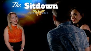 The Sitdown: Gal Gadot & Chris Pine Talk About Wonder Woman