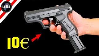 10€ Me Ha Costado Esta P99 De Airsoft de Iniciación - Cosas Compradas En Internet thumbnail