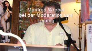 Premiere der Lesebühne am 3.7.09 in  Mülheim Ruhr *  Hotel Handelshof *