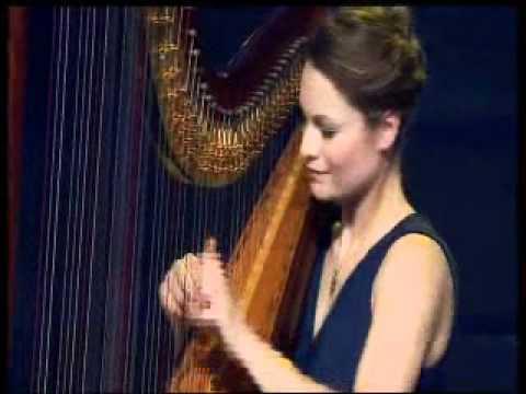 Gareth Glyn: Chwyrnas/Whizzer - Eleanor Trotter (telyn/harp)