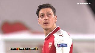 Mesut Özil vs CSKA Moscow (Home) 17-18 HD 1080p [REUPLOAD]