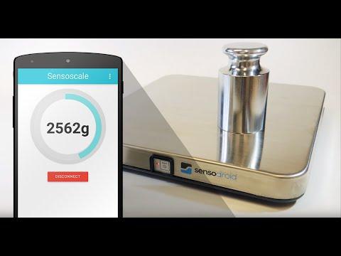 pesa de gramos para android