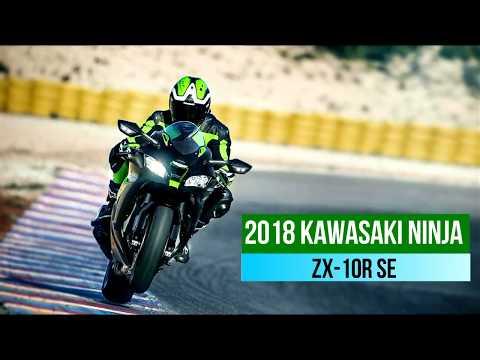 2018 kawasaki ZX10R SE |Tech Specs & Features