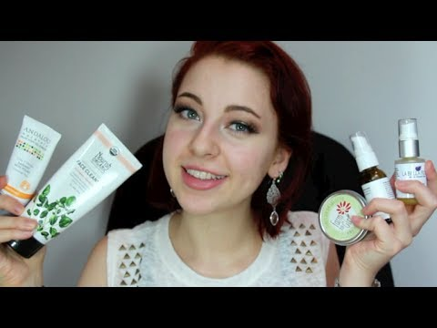 Natural Skincare Routine - Dry, Acne Prone, Seborrheic Dermatitis