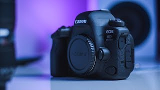 Canon 6D Mark II and 24-105mm F4 L II: Unboxing