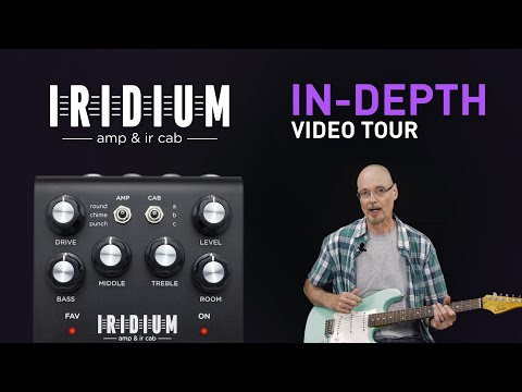 Strymon Iridium – In-Depth Tour With Sound Designer Pete Celi