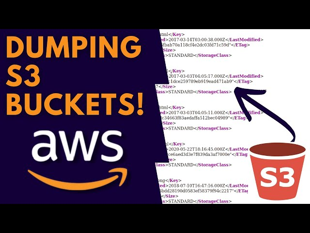 Dumping S3 Buckets | Exploiting S3 Bucket Misconfigurations