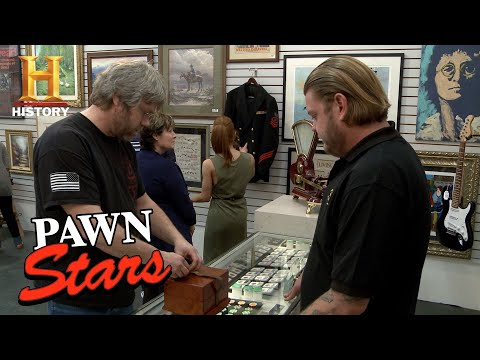 Pawn Stars: A Seller Trusts Corey's Instincts With 1912 Longines Navy Watch (S10) | History