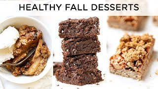 healthy desserts to lose weight