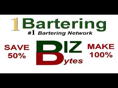 1 Bartering the #1 Barter Network BIZBYTES Wallet