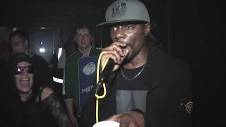 Dj Power & Funsta Live at DNB REACTION in Envoy Nightclub Tunbridge Wells