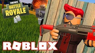 FORTNITE W ROBLOXIE! | ROBLOX #268