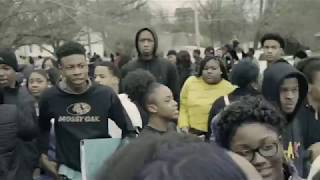 NLE CHOPPA Performs SHOTTA FLOW Live At White Station High School