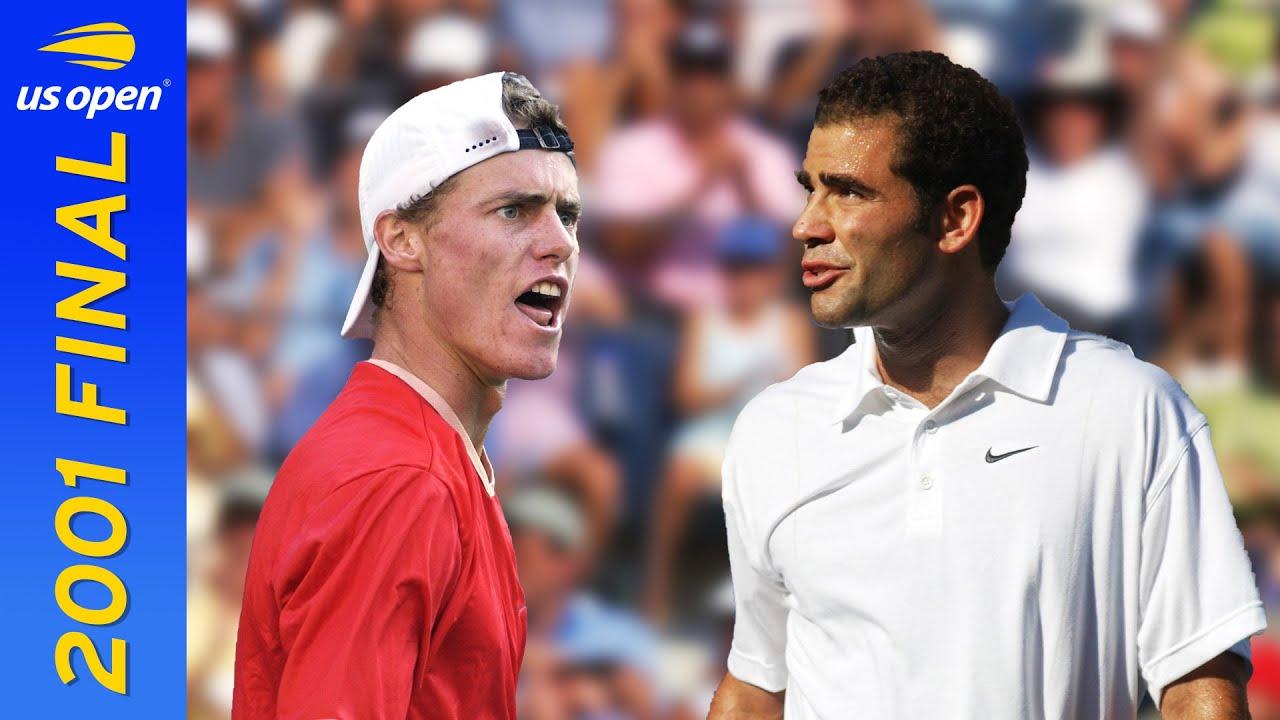 Lleyton Hewitt vs Pete Sampras Full Match | US Open 2001 Final