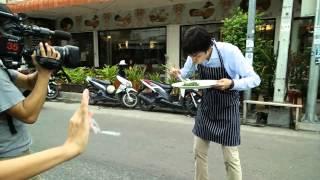 รายการMinna no News (ช่องFUJI TV)ผักบุ้งลอยฟ้า空芯菜