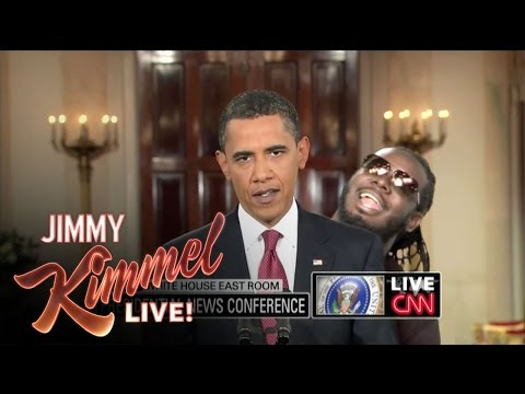 T Pain Obama AutoTune
