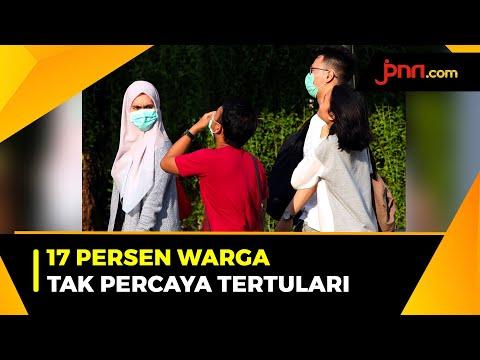 Doni Monardo: 45 Juta Warga Indonesia Kebal Tertulari Covid-19