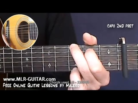 hotel california guitar - chords & strumming - youtube