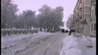 Архангельск зимой 1995 года(Снято в декабре 1995 года на видеокамеру формата video 8. Использована музыка в исполнении ансамбля Игоря Горь..., 2011-10-31T18:27:06.000Z)