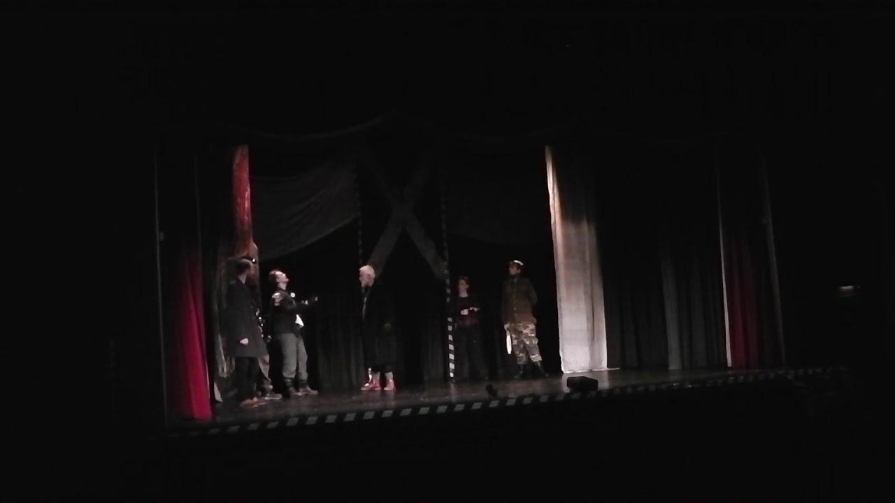 Macbeth - Brixham Theatre Oct 2019