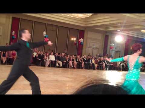 VA State 10 - Alex + Pamela - Smooth Waltz Intro