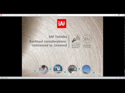 2011-11-30 Microcom Webinar Featuring SAF Tehnika.mpg