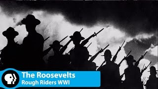 Rough Riders WWI