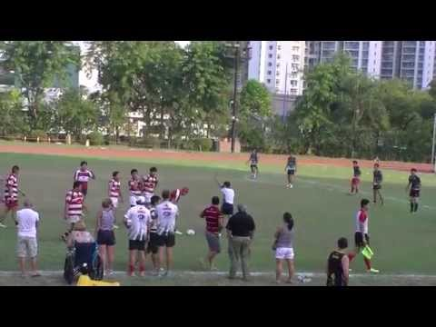 Flying Eagles vs Kowloon Lions part 1