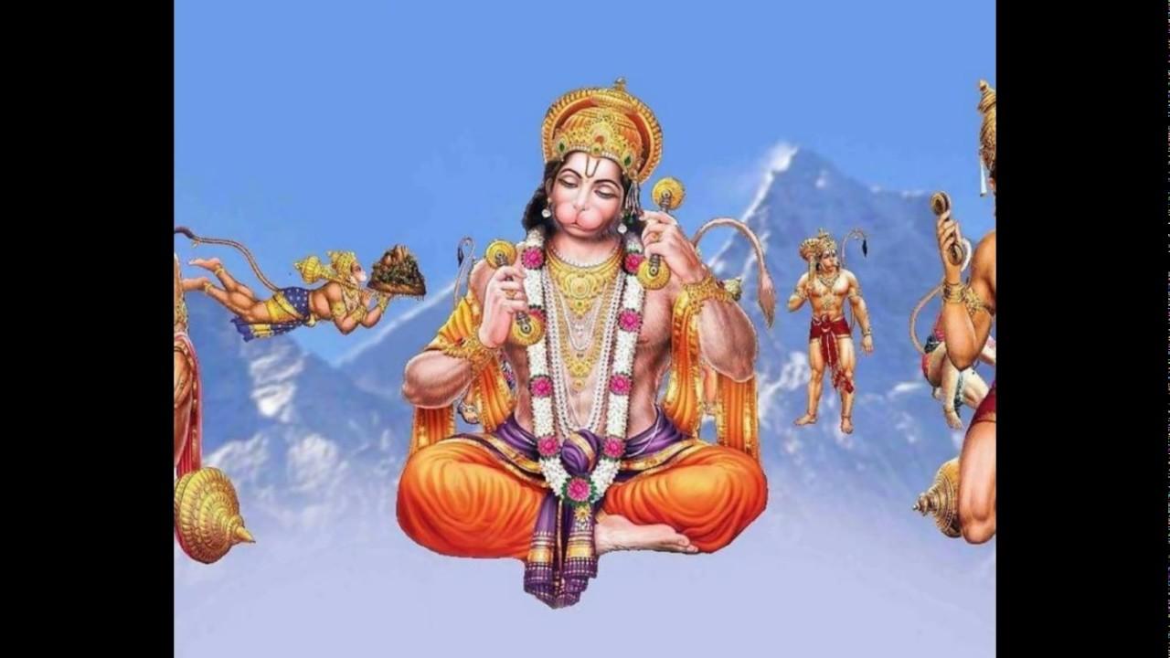 Good Morning Greetings With Lord Hanuman Beautiful Hanuman Photos