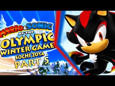FINALE!!! (Mario And Sonic At The Sochi 2014 Olympic Winter Games [Custom Medley Mania]) Part 5