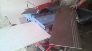 Подготовка ступеней из керамогранита для облицовки(, 2017-05-06T17:32:29.000Z)