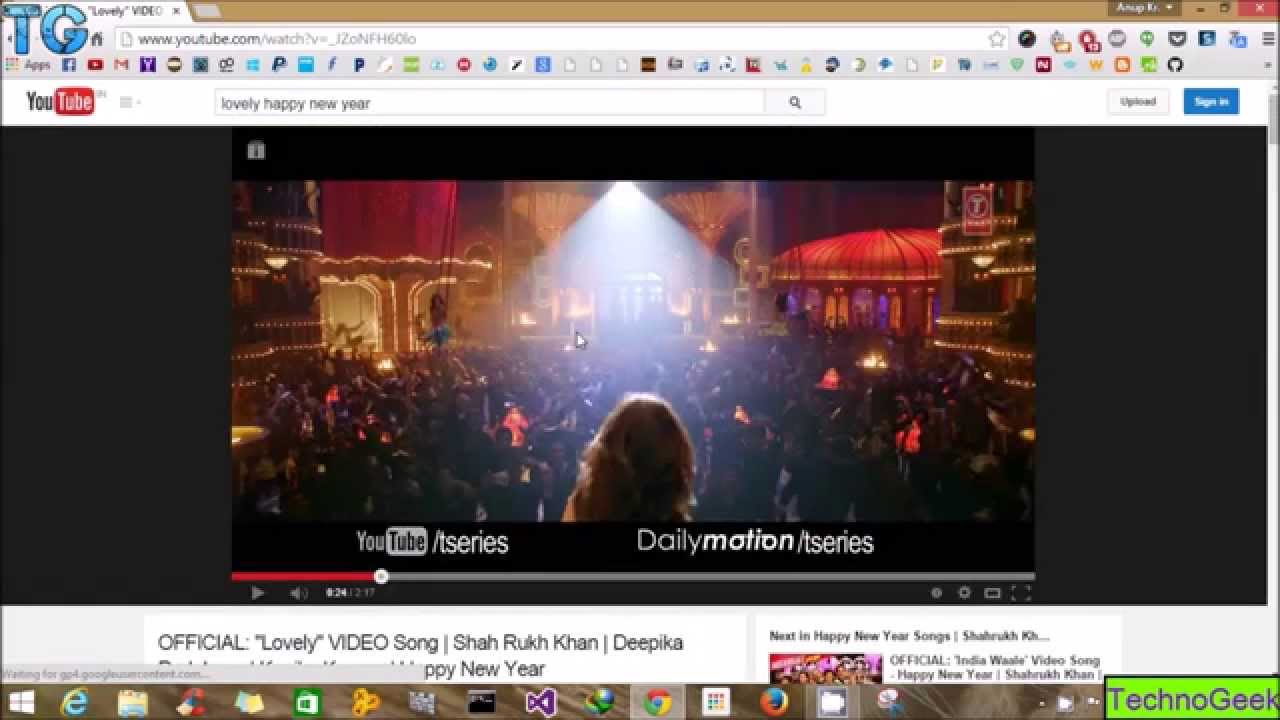 PLAY YOUTUBE VIDEOS FASTER WITHOUT BUFFERING. - YouTube