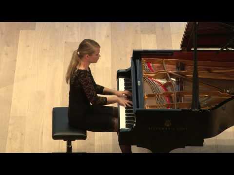 Debussy: La fille aux cheveux de lin, Katharina Treutler I piano