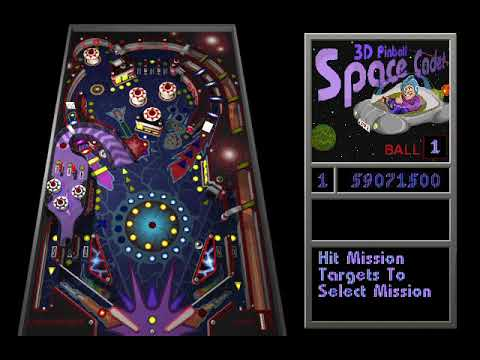 Space Pinball | Free Online Games | Toy Theater